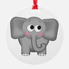 Adorable Elephant Ornament