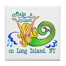 Make a Splash Tile Coaster