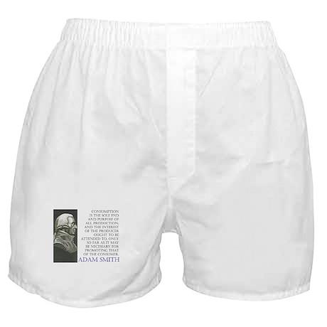 CONSUMPTION Boxer Shorts