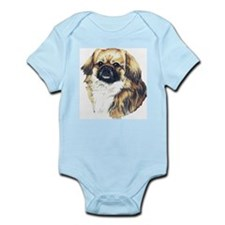 Tibetan Spaniel Tibbie Infant Creeper