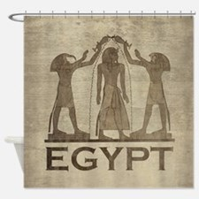pyramid shower curtains pyramid fabric shower curtain liner. Black Bedroom Furniture Sets. Home Design Ideas