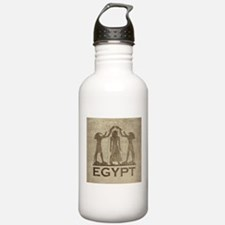 Vintage Egypt Water Bottle