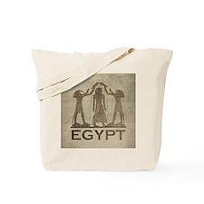 Vintage Egypt Tote Bag