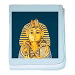 Tutankhamun baby blanket