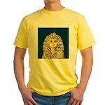 Tutankhamun Yellow T-Shirt