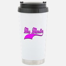 Mrs Martin Travel Mug