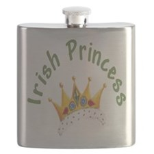 Irish Princess Flask