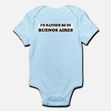 Rather be in Buenos Aires Infant Creeper