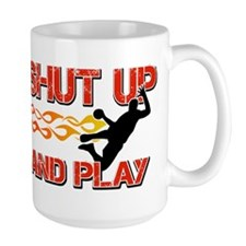 Cool Handball Designs Mug