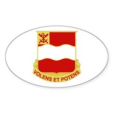 DUI - 4th Engineer Battalion Decal