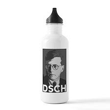 Cute Shostakovich Water Bottle