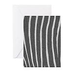 Zebra Print Greeting Cards (Pk of 20)