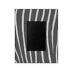 Zebra Print Picture Frame