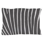 Zebra Print Pillow Case