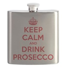 K C Drink Prosecco Flask