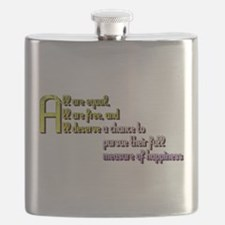 All Are Equal.png Flask