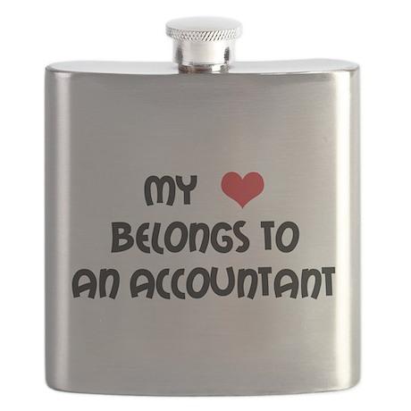 My Heart Belongs to an Accountant light transparen