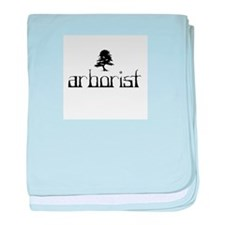 Arborist - Crooked baby blanket