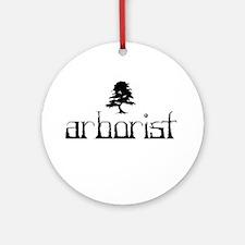 Arborist - Crooked Ornament (Round)