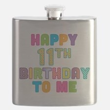 Happy 11th Birthday To Me.png Flask