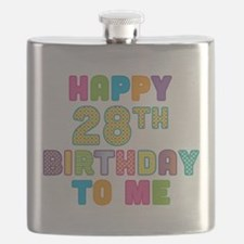 Happy 28th Birthday To Me.png Flask
