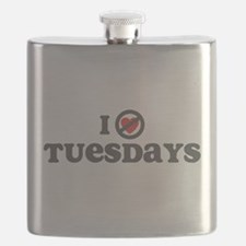 I Dont Heart tuesdays.png Flask