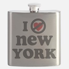 I Dont Heart New York.png Flask
