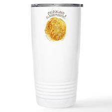Love Blinchiki! Travel Coffee Mug