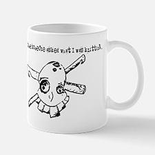 Hook Pirate Mug