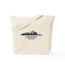 Louisville Skyline Tote Bag