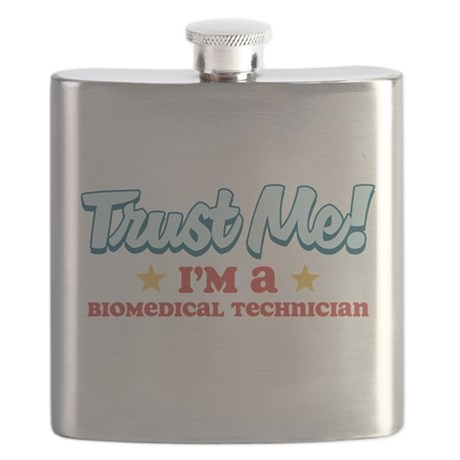 Trust Me Biomedical technician.png Flask