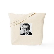 I am Not a Crook! Nixon Obama Tote Bag