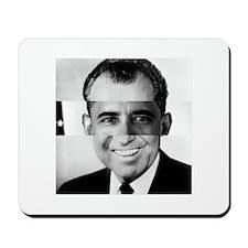 I am Not a Crook! Nixon Obama Mousepad