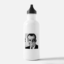 I am Not a Crook! Nixon Obama Water Bottle
