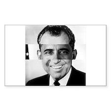 I am Not a Crook! Nixon Obama Decal