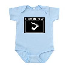 Thomas Tew Pirate Infant Creeper