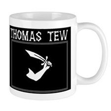 Thomas Tew Pirate Small Mug