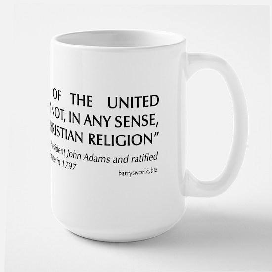 Skeptics18 Large Mug