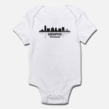 Memphis Skyline Infant Bodysuit