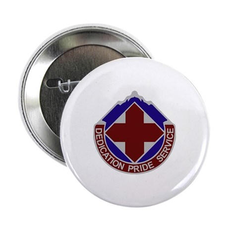 "DUI - Fort Carson DENTAC 2.25"" Button (10 pack)"