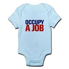 Occupy A Job Infant Bodysuit