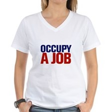 Occupy A Job Shirt