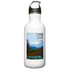 James 4:14 Sports Water Bottle