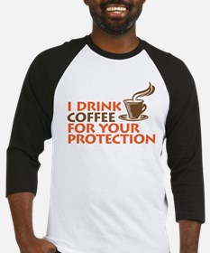 for your protection Baseball Jersey
