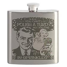Polish A Turd Flask