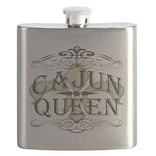 Cajun Queen Flask