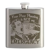 Administrative assistant Flask Bottles