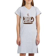 instant human Women's Nightshirt