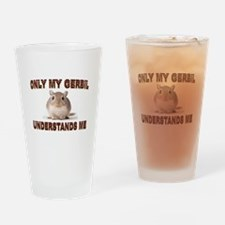 GERBIL Drinking Glass