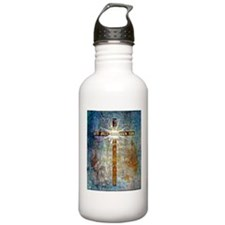 John 3:16 Water Bottle